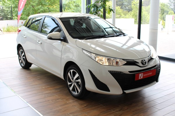 2019 Toyota Yaris 1.5 Xs 5-Door Gauteng Bryanston_0