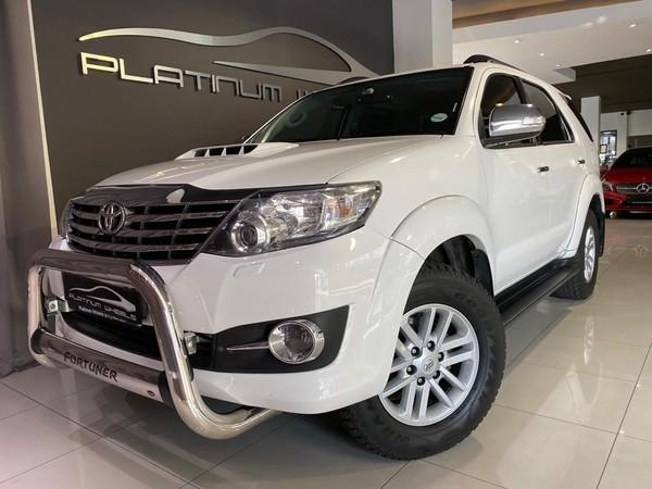 2015 Toyota Fortuner 3.0d-4d Rb At  Gauteng Four Ways_0
