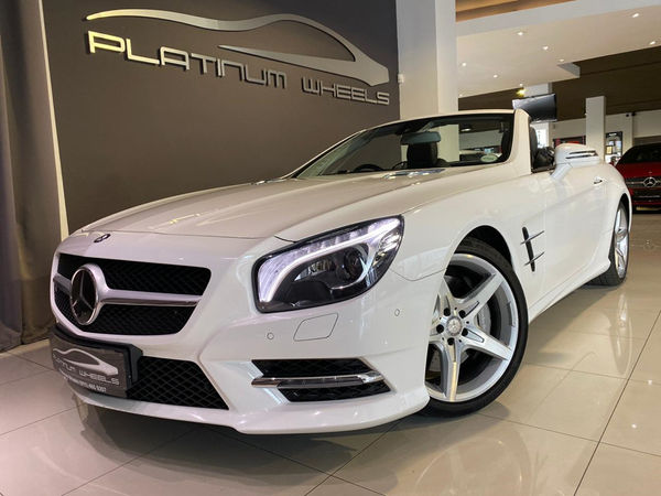 2015 Mercedes-Benz SL-Class 400 Gauteng Four Ways_0