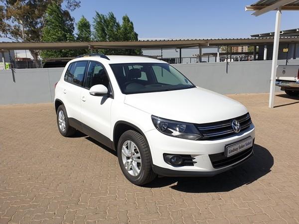2012 Volkswagen Tiguan 1.4 Tsi Bmot Tren-fun 118kw  Free State Bloemfontein_0