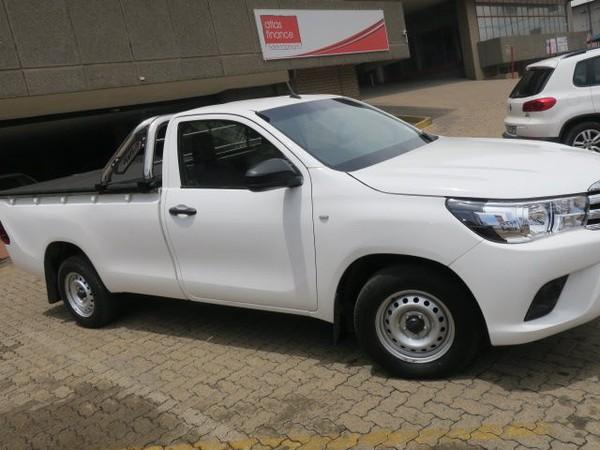 2017 Toyota Hilux 2017 TOYOTA HILUX 2.4 GD6 MANUAL DIESEL Gauteng Bramley_0