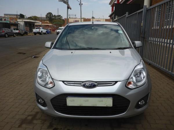 2016 Ford Figo 1.5 Titanium 5-Door Gauteng Johannesburg_0