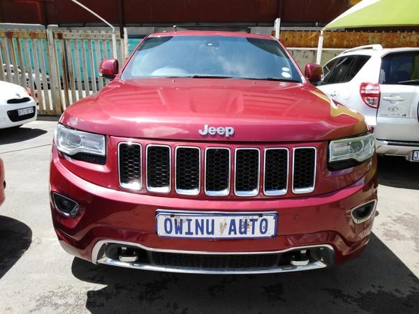 2014 Jeep Grand Cherokee 3.0L V6 CRD LTD Gauteng Johannesburg_0