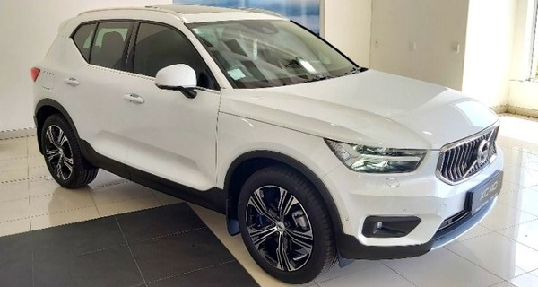 2019 Volvo XC40 T5 Inscription AWD Geartronic Western Cape Strand_0
