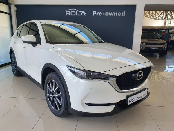 2018 Mazda CX-5 2.0 Individual Auto Western Cape Somerset West_0