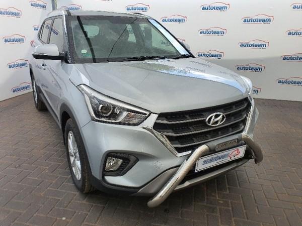 2019 Hyundai Creta 1.6 Executive Auto Gauteng Boksburg_0
