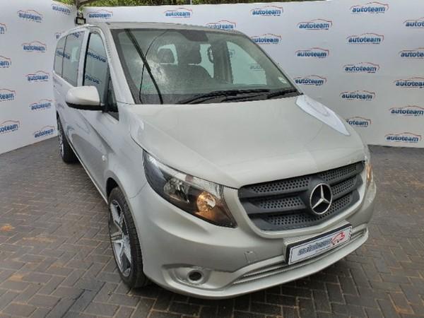 2018 Mercedes-Benz Vito 116 2.2 CDI Tourer Pro Auto Gauteng Boksburg_0