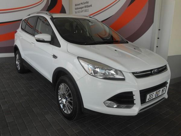 2013 Ford Kuga 1.6 EcoboostTrend AWD Auto Mpumalanga Witbank_0