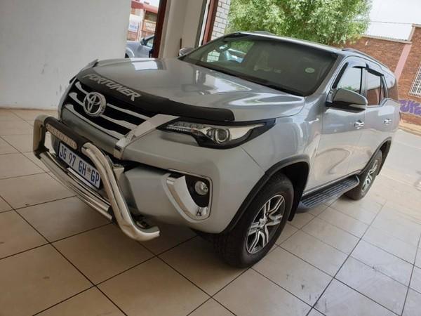 2017 Toyota Fortuner 2.4GD-6 RB Auto Gauteng Alberton_0