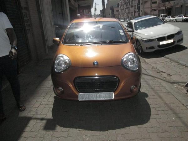 2012 Geely LC 1.3 Gl 5dr  Gauteng Johannesburg_0