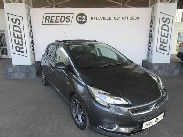 2018 Opel Corsa 1.4T Sport 5-Door Western Cape Bellville_0