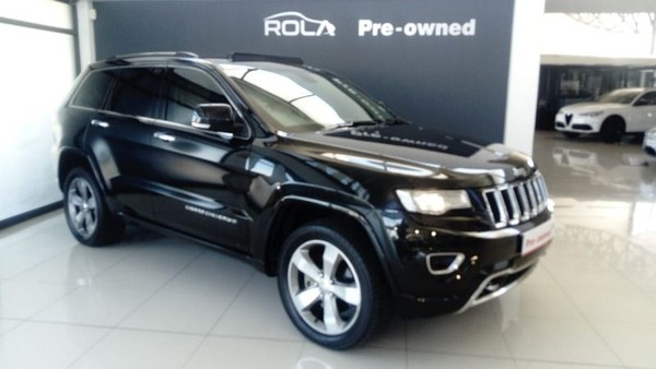 2014 Jeep Grand Cherokee 3.0L V6 CRD OLAND Western Cape Somerset West_0
