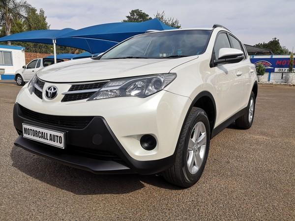 2014 Toyota Rav 4 Rav4 2.0 Gx  Gauteng Centurion_0