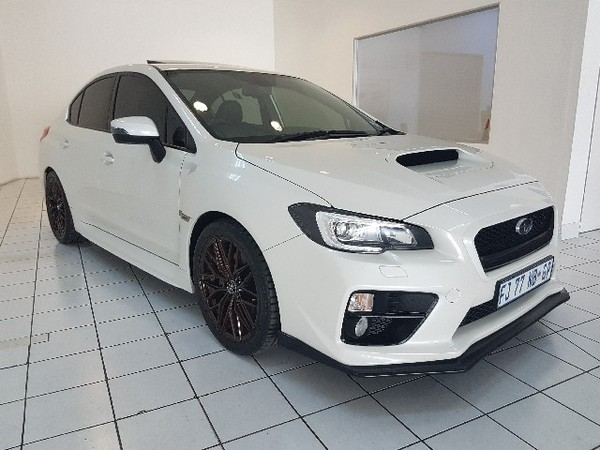 2016 Subaru WRX 2.0 Premium Sport Lineartronic Gauteng Boksburg_0