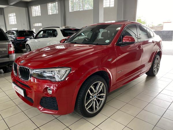2014 BMW X4 xDRIVE20i M Sport Western Cape Wynberg_0