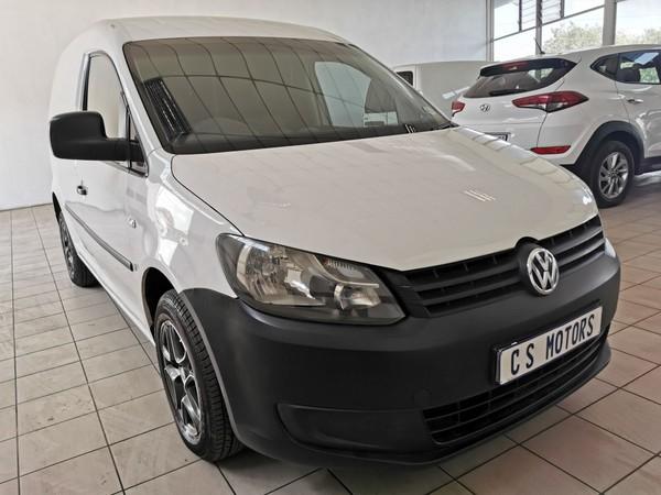2012 Volkswagen Caddy 2.0tdi 81kw Fc Pv  Gauteng Kempton Park_0