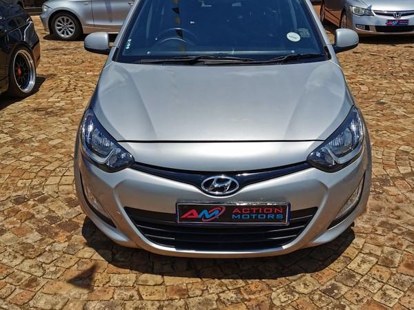 2013 Hyundai i20 1.6  Gauteng Lenasia_0