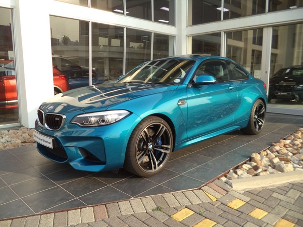 2018 BMW M2 M2 Coupe M-DCT Mpumalanga Secunda_0