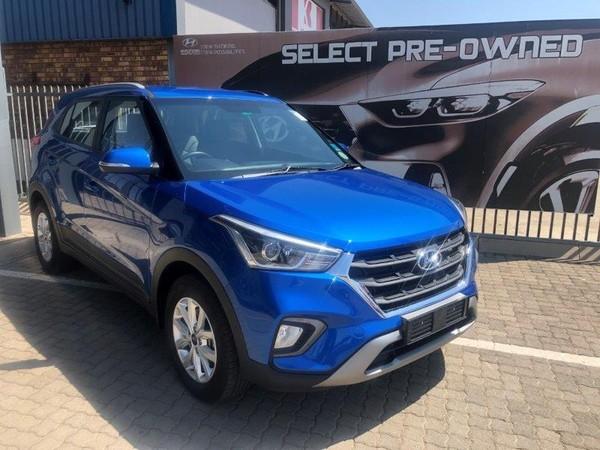2019 Hyundai Creta 1.6D Executive Auto Gauteng Boksburg_0