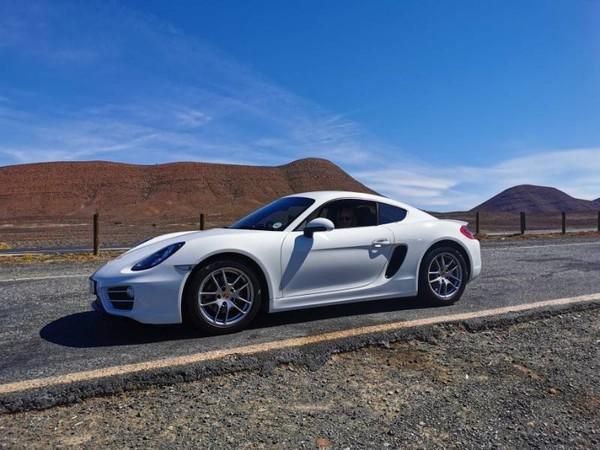 2014 Porsche Cayman Pdk  Gauteng Pretoria_0