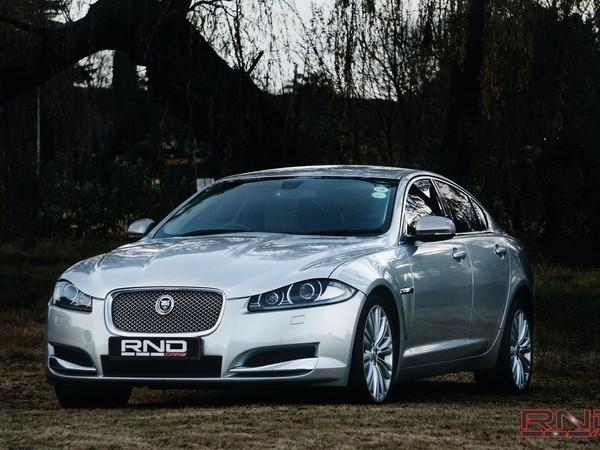 2012 Jaguar XF 3.0d Luxury  Gauteng Edenvale_0