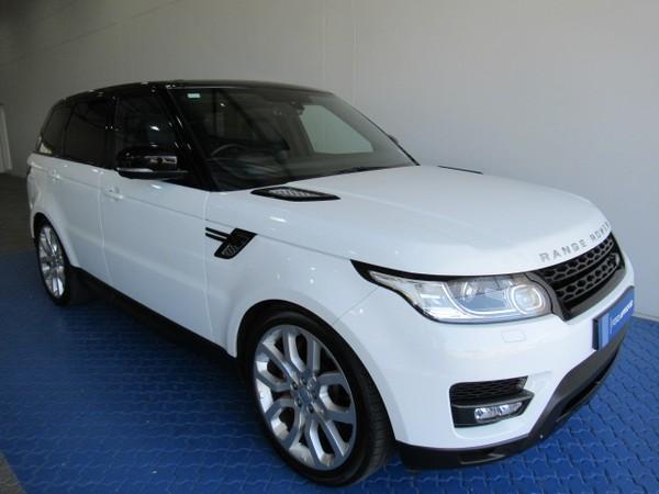 2014 Land Rover Range Rover Sport 5.0 V8 SC HSE DYNAMIC Western Cape George_0