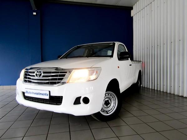 2014 Toyota Hilux 2.5 D-4d Pu Sc  Mpumalanga Middelburg_0