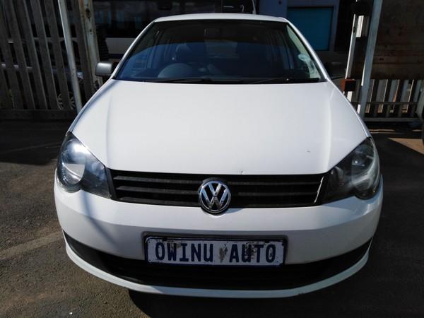 2013 Volkswagen Polo Vivo 1.4 Trendline Gauteng Johannesburg_0