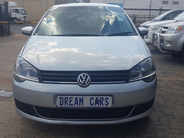 2015 Volkswagen Polo Vivo GP 1.4 Trendline TIP Gauteng Johannesburg_0