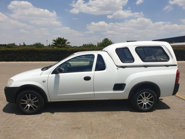 2010 Opel Corsa Utility 1.4 Club PU SC Gauteng Vanderbijlpark_0