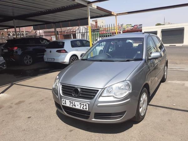 2007 Volkswagen Polo 1.6 Comfortline Se  Gauteng Johannesburg_0