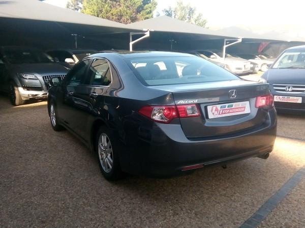 2009 Honda Accord 2.0 Executive  Western Cape Milnerton_0