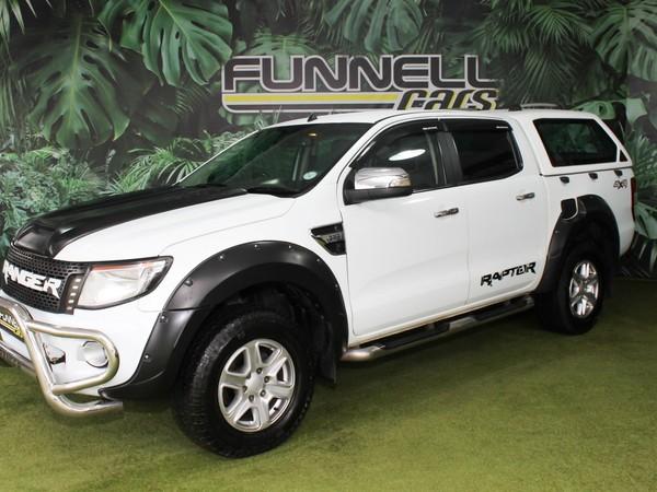 2014 Ford Ranger 3.2tdci Xlt At  Pu Dc  Kwazulu Natal Hillcrest_0