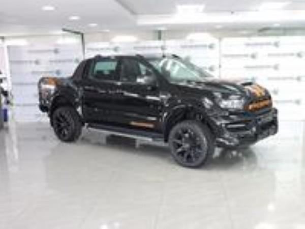 2019 Ford Ranger 3.2TDCi 3.2 WILDTRAK 4X4 Auto Double Cab Bakkie Gauteng Vereeniging_0