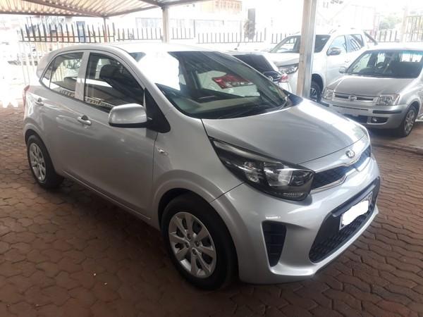 2017 Kia Picanto 1.2 LS Gauteng Jeppestown_0