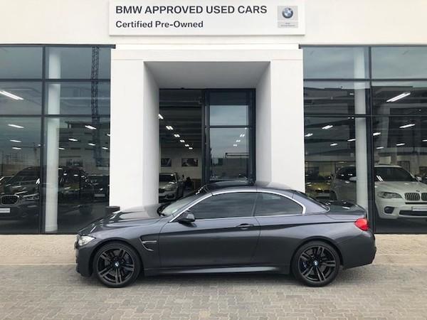 2014 BMW M4 Convertible M-DCT Gauteng Midrand_0