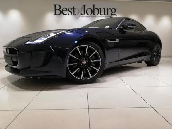 2017 Jaguar F-TYPE 3.0 V6 Coupe Gauteng Rivonia_0