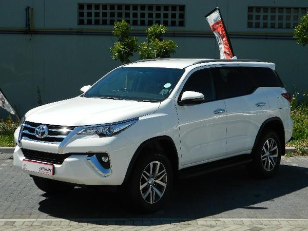 2018 Toyota Fortuner 2.8GD-6 4X4 Auto Western Cape Athlone_0