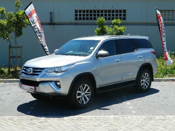 2018 Toyota Fortuner 2.8GD-6 RB Auto Western Cape Athlone_0