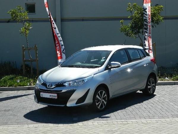 2018 Toyota Yaris 1.5 Xs CVT 5-Door Western Cape Athlone_0
