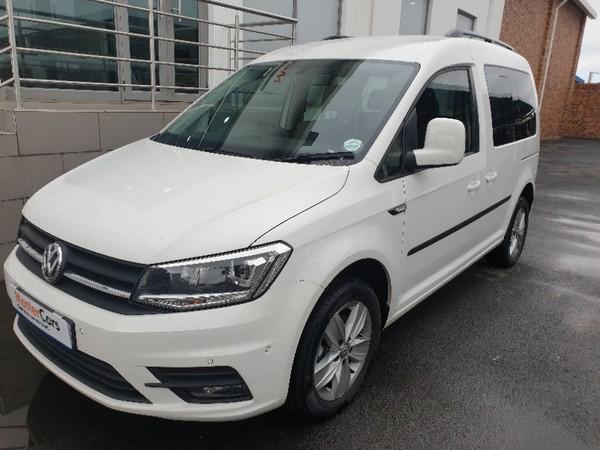 2019 Volkswagen Caddy 1.0 TSI Trendline Gauteng Johannesburg_0