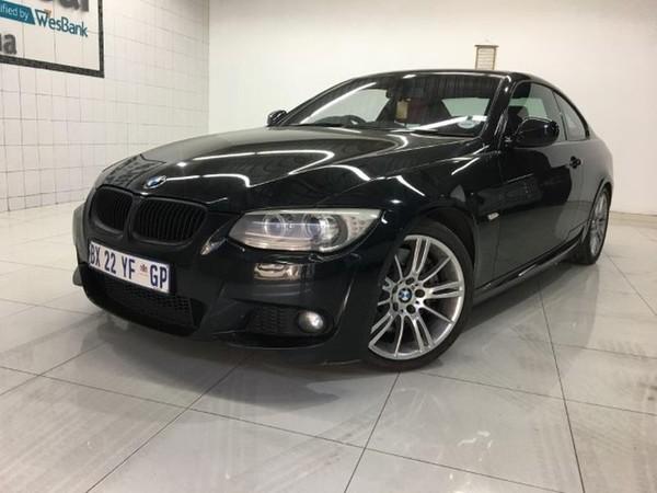2012 BMW 3 Series 335i Coupe Sport At e92  Gauteng Pretoria_0