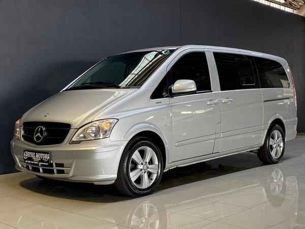 2012 Mercedes-Benz Vito 122 Cdi Shuttle  Gauteng Vereeniging_0