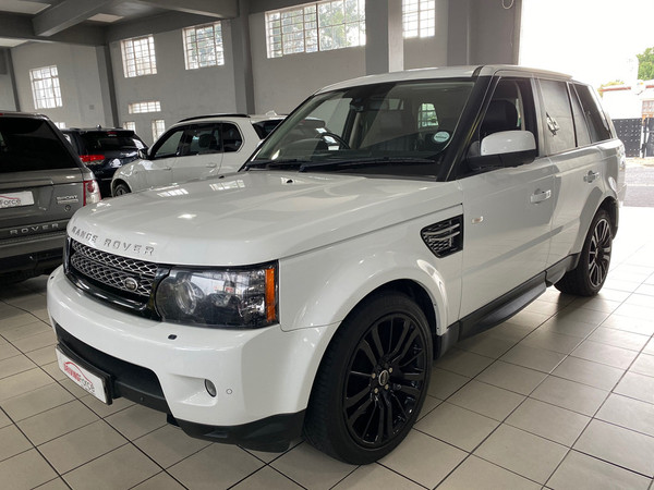 2013 Land Rover Range Rover Sport 3.0 D HSE Lux Western Cape Wynberg_0