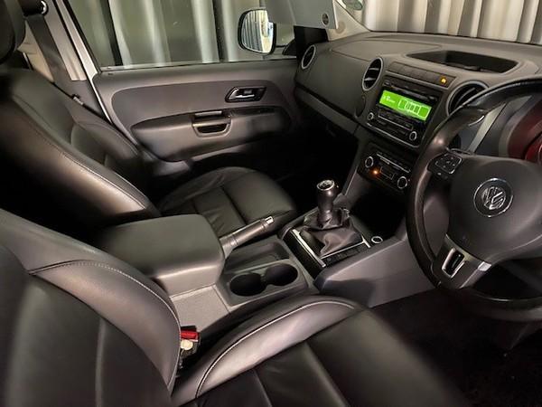 2013 Volkswagen Amarok 2.0 Bitdi Highline 132kw Dc Pu  Gauteng Centurion_0