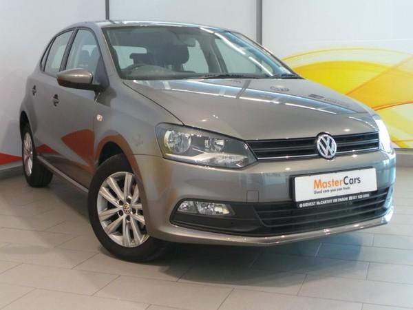 2019 Volkswagen Polo Vivo 1.6 Comfortline TIP 5-Door Western Cape Parow_0