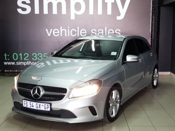 2016 Mercedes-Benz A-Class A 200 Style Auto Gauteng Pretoria_0