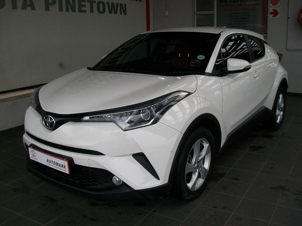 2017 Toyota C-HR 1.2T Plus CVT Kwazulu Natal Pinetown_0
