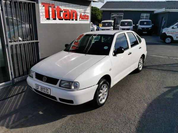 2002 Volkswagen Polo Classic 1.6  Western Cape Kuils River_0