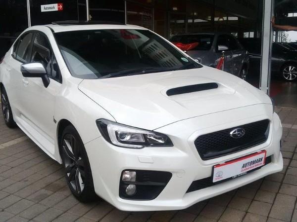 2017 Subaru WRX 2.0 Premium Sport Lineartronic Gauteng Edenvale_0